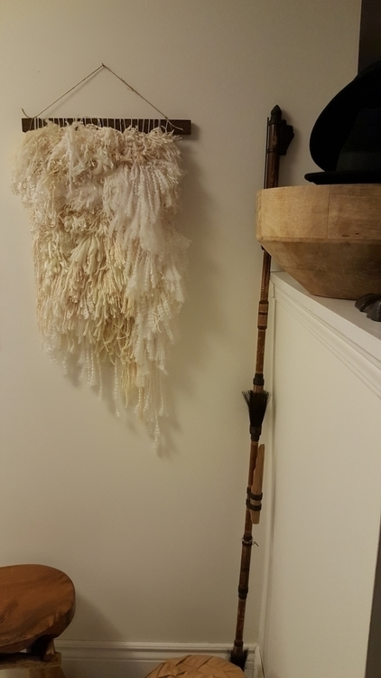 Wallhanging Misty - woodrowandco | ello