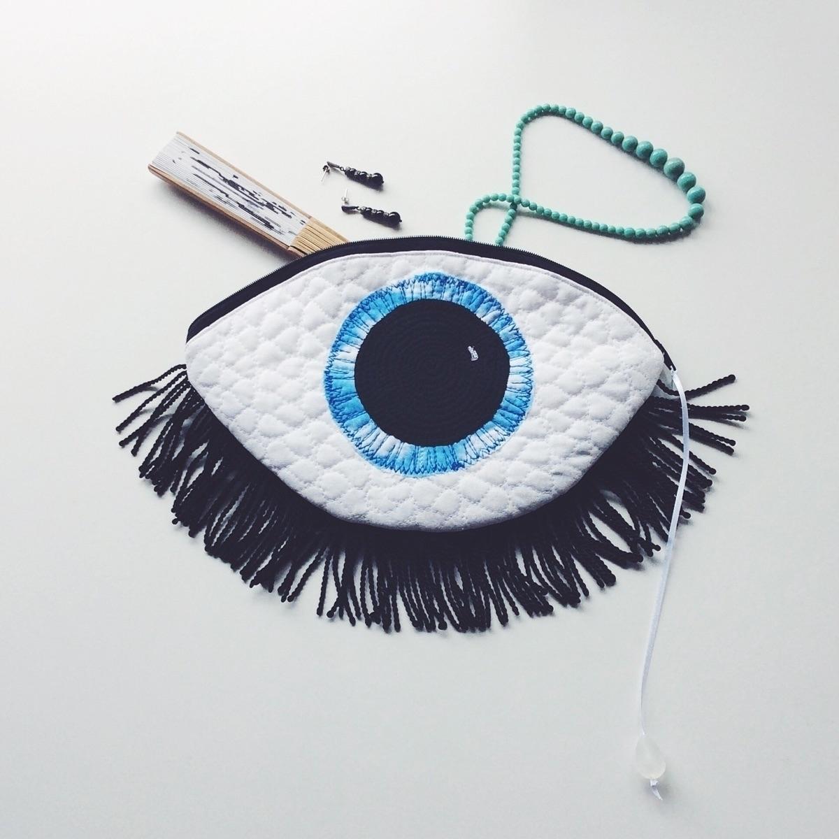 longest lashes eye bag - newinstore - alittlevintagedoll | ello