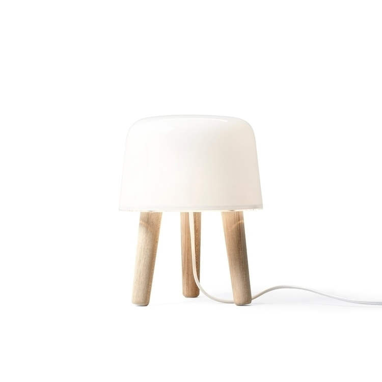 Milk Table Lamp NA1 NormArchit