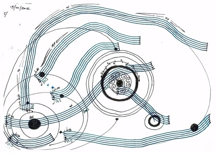 Lines Clouds IV musical realiza - dakyri   ello
