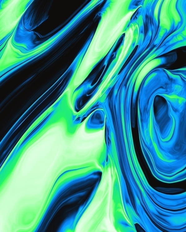 Raak - digitalart, abstract, artdaily - dorianlegret | ello