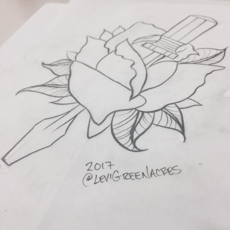 Traditional, screwdriver, Rose. - levigreenacres | ello