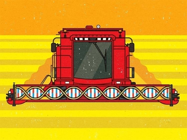 Genetic Harvesting Alexei Vella - alexeivella | ello