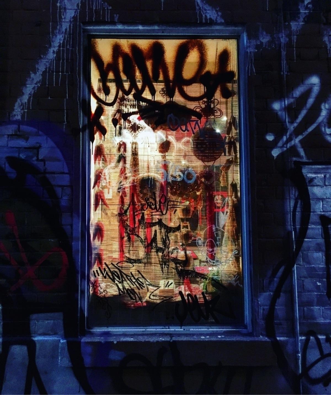 Secret Window (Toronto 2016 - dainahodgson | ello