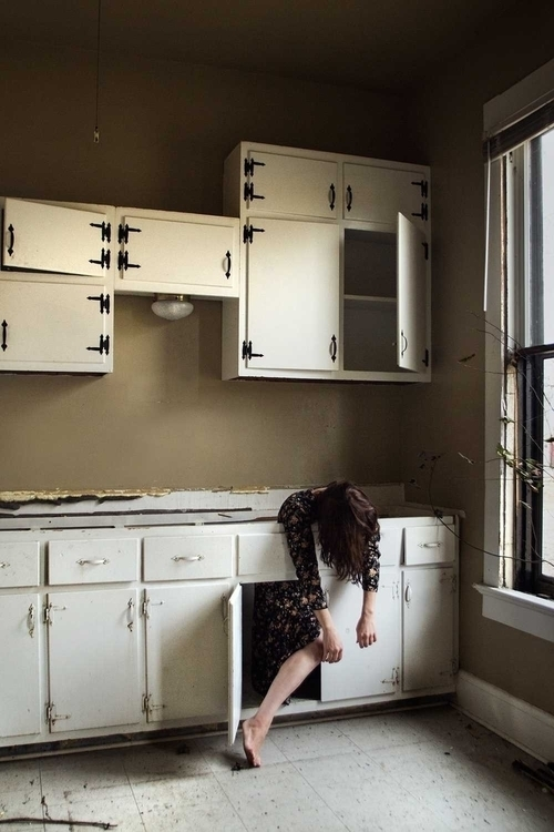 Face Loneliness: Fine Art Vanes - photogrist   ello