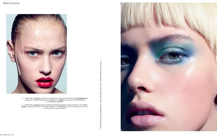 FlairMagazine, NicolasValois - annabellepetit | ello