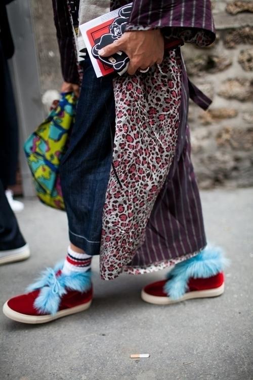 Street Style. Paris. Photo Kuba - pjsmith | ello