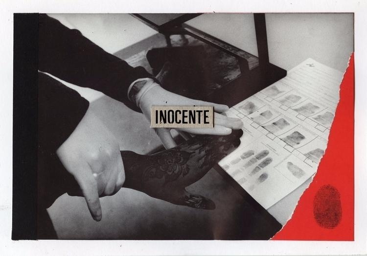 De profesión: Inocente Serie: S - mononelo | ello