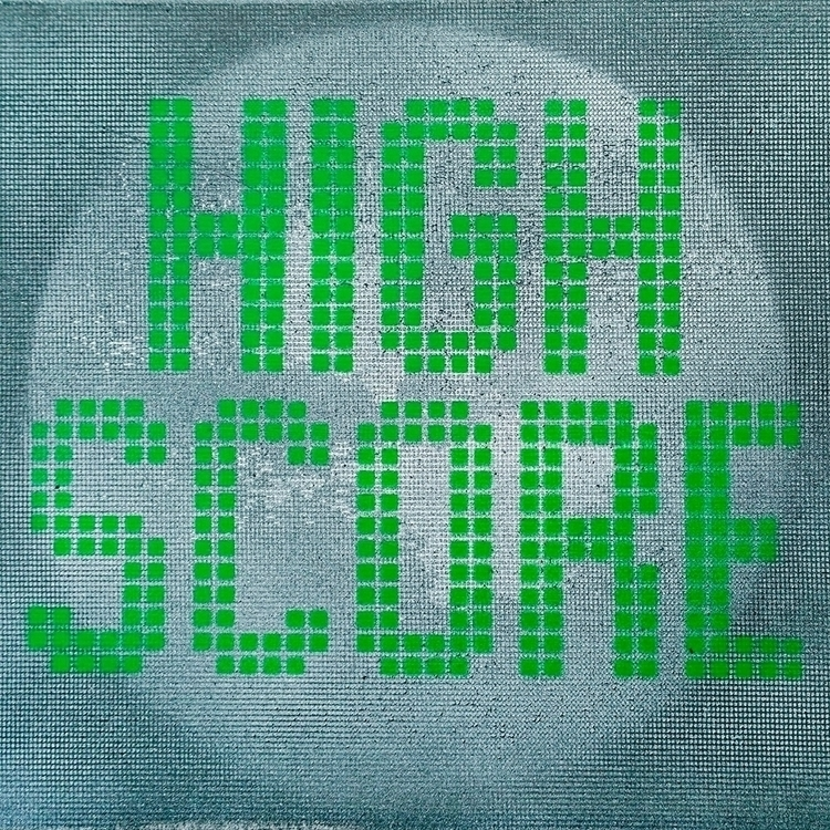 Green Arcade Game Type - High S - jellemulder | ello