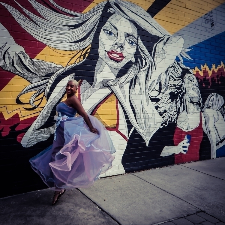 Dancing Graffiti | - elloart, ellograffiti - 7sevenfold | ello