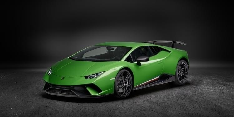 Lamborghini Huracán Performante - evlear | ello