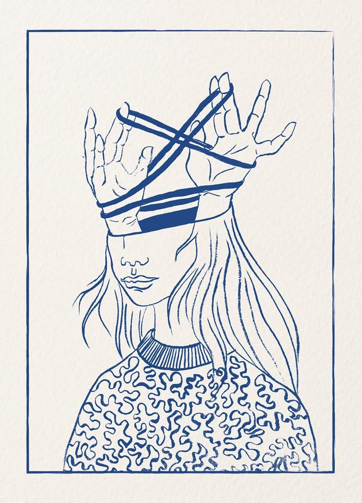 Pragmatic maxim / ink paper 201 - annamariaheinrich | ello