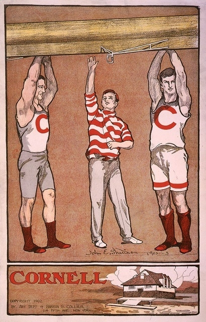 Cornell rowing team, 1920s - arthurboehm | ello