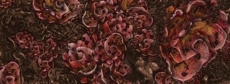 Landscapes - rosesarered, rosesarecoral - tricia_renay | ello