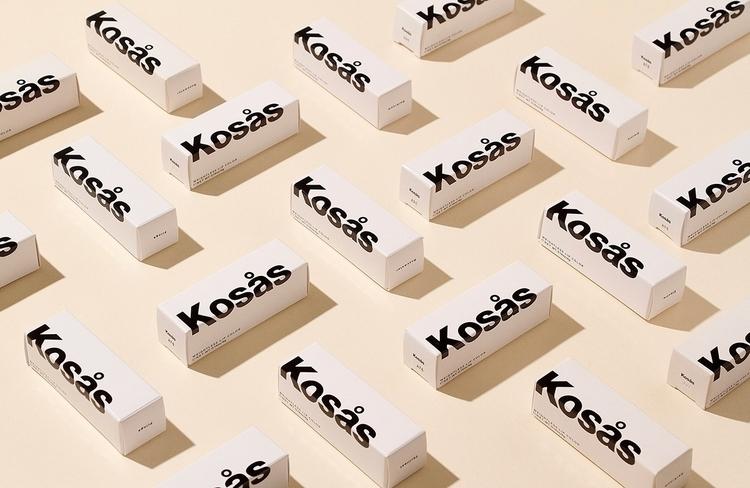 Brand identity packaging cosmet - northeast | ello