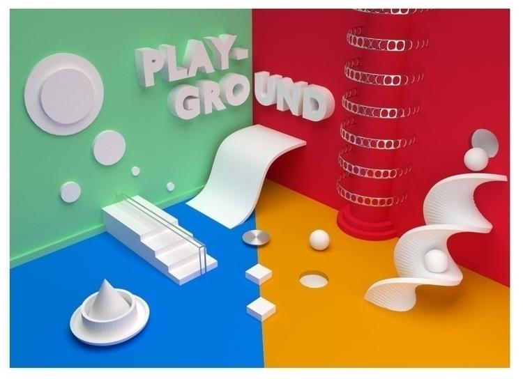 playground - singularbold, typography - singularbold | ello
