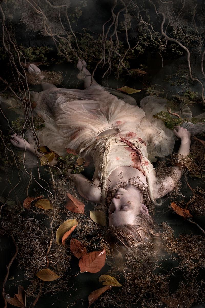 Ophelia, artist Wednesday Kirwa - ransom_mitchell | ello