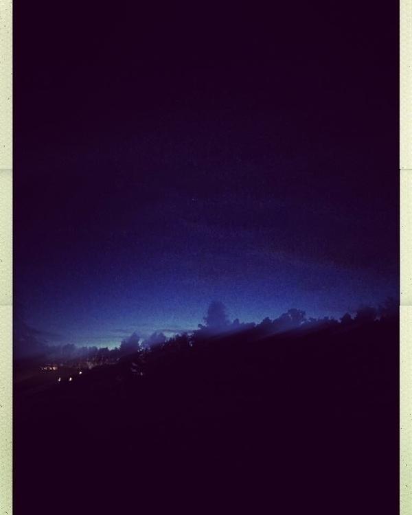 BLUE, Love blue - colours, lights - yogiwod | ello