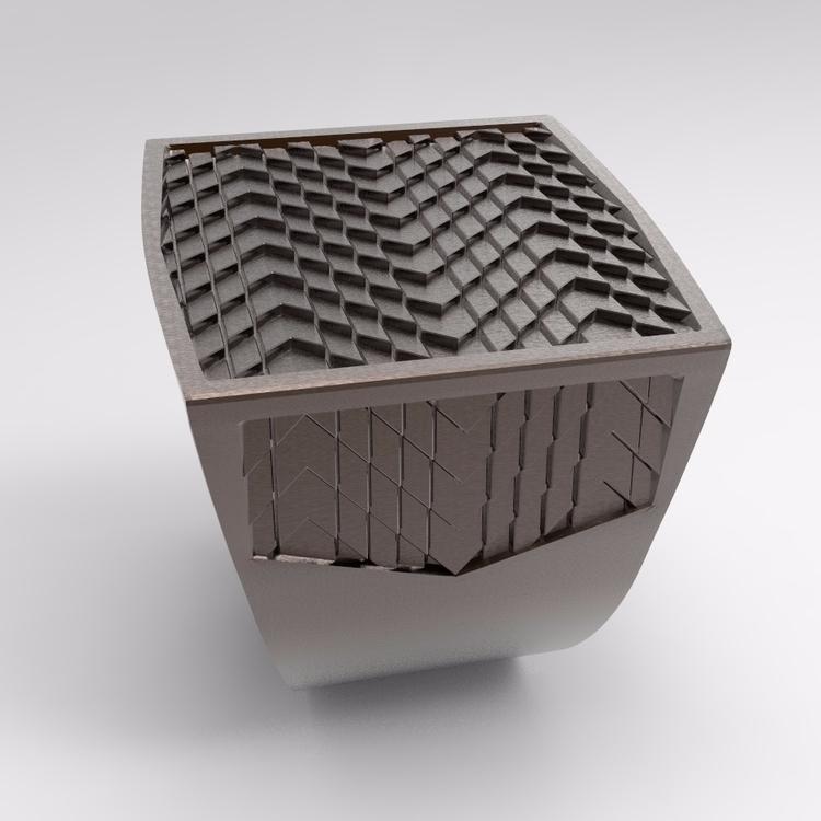 ring design - jewelry, 3D - koshman   ello