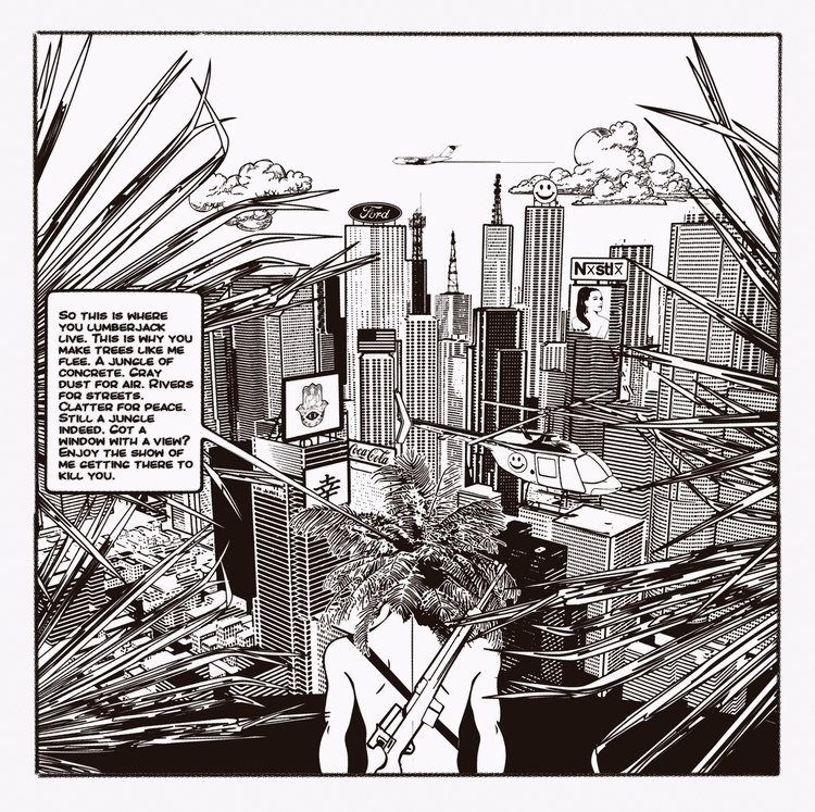 Follow story - 4, Rootless, graphicnovel - rootless-rootless | ello