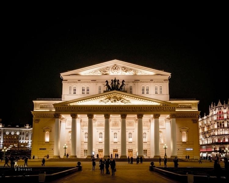 Bolshoi - jackdevant | ello