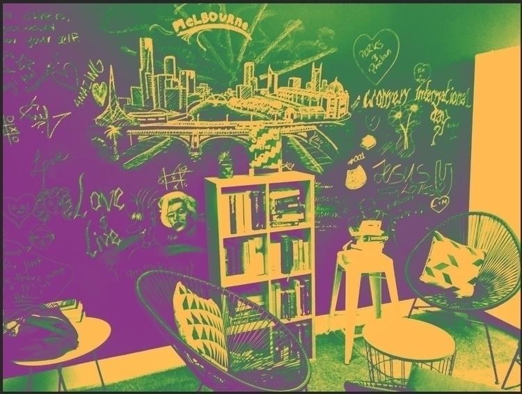 medley. Art - Max, ChalkboardArt - sacrecour | ello