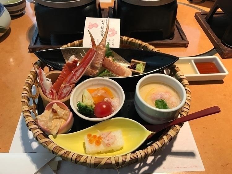 かに道楽:crab - lunch - knaaaaapa94 | ello