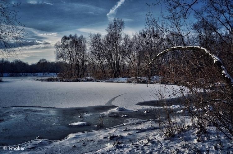 Coldness Winter   Flickr: Devia - t-maker   ello