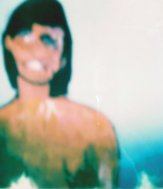Open Source - Polaroid, art, portrait - jkalamarz | ello