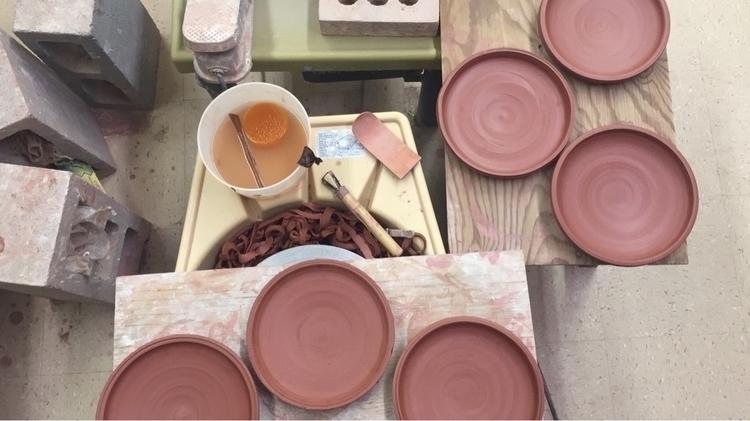 Making plates - hughprysten | ello