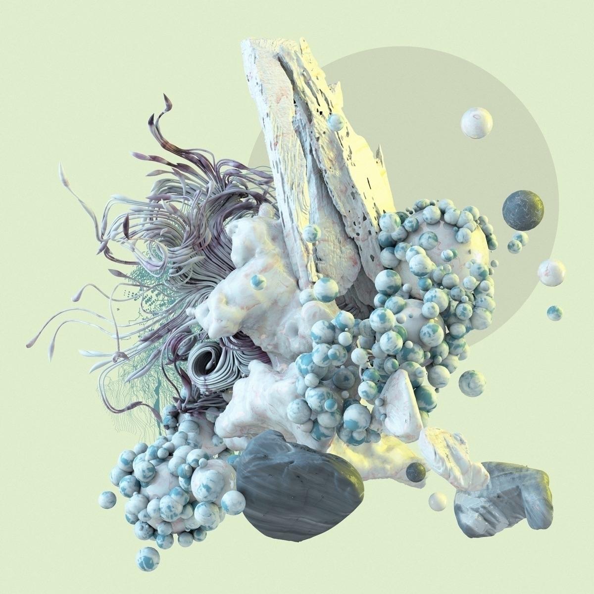 Crustacean mimicry Neil Dart - C4D - anthonyneildart | ello