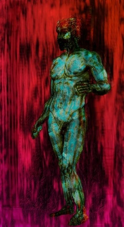 RGB Project RED: Bronzes Riace  - jesustorradotoro | ello