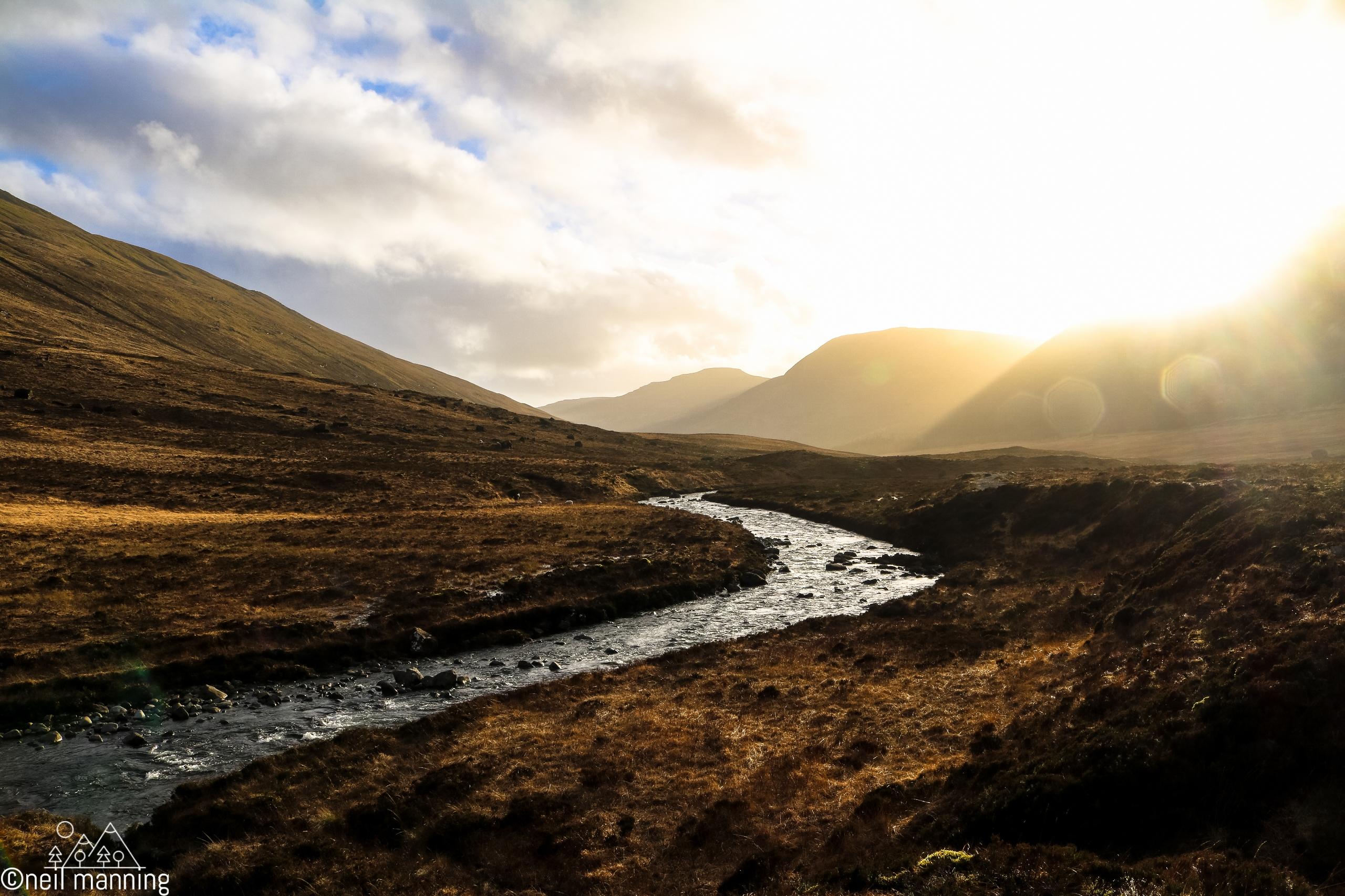 Golden Brown - skye, scotland - the-wooks | ello