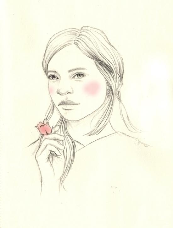 Monday Faces: Blush - mondayface - j0eyg1rl | ello