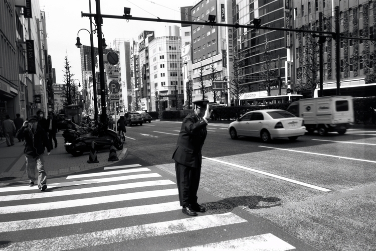 polite crossing, kabukicho - kappuru | ello