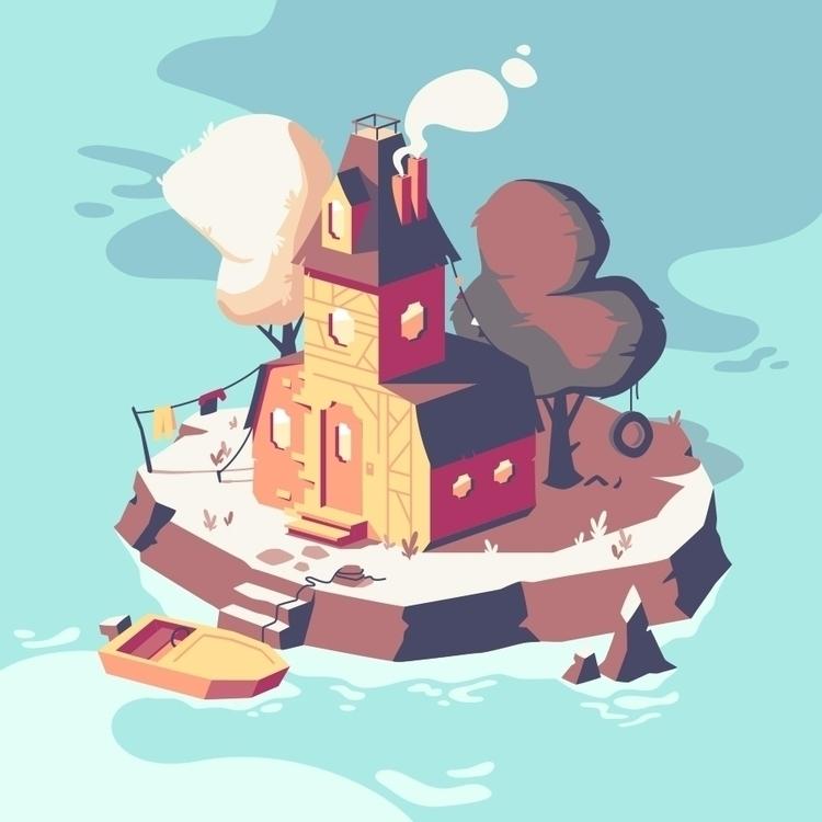 illustration! > Instagram Ac - guillaumekurkdjian | ello