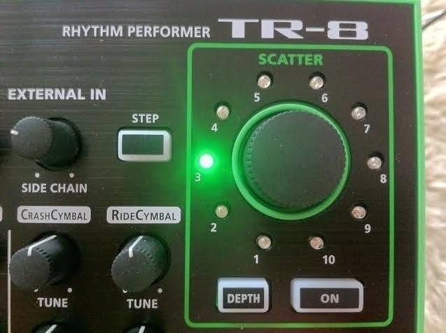 Roland TR8 Scatter (Ring Modula - ringmodulator | ello