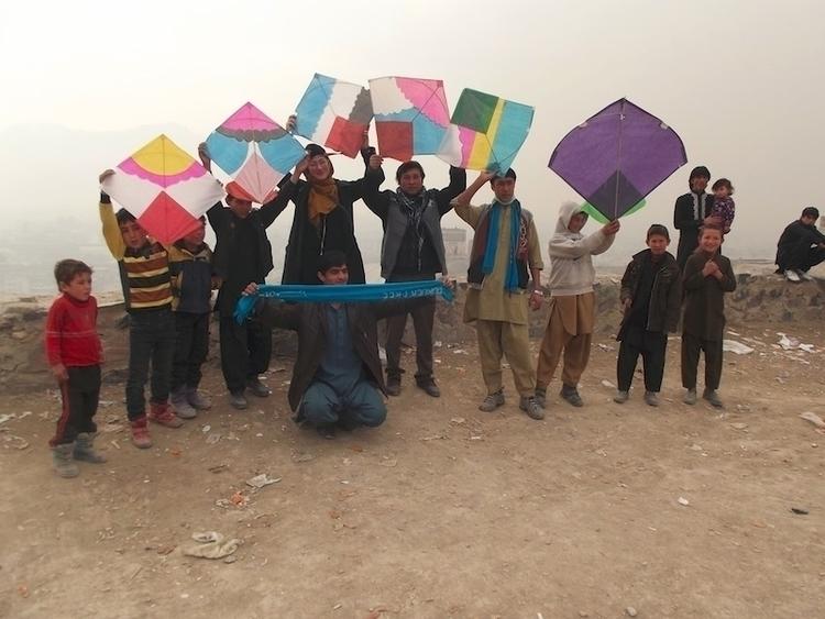 Kites Drones! March 21 Afghan P - gialafae | ello