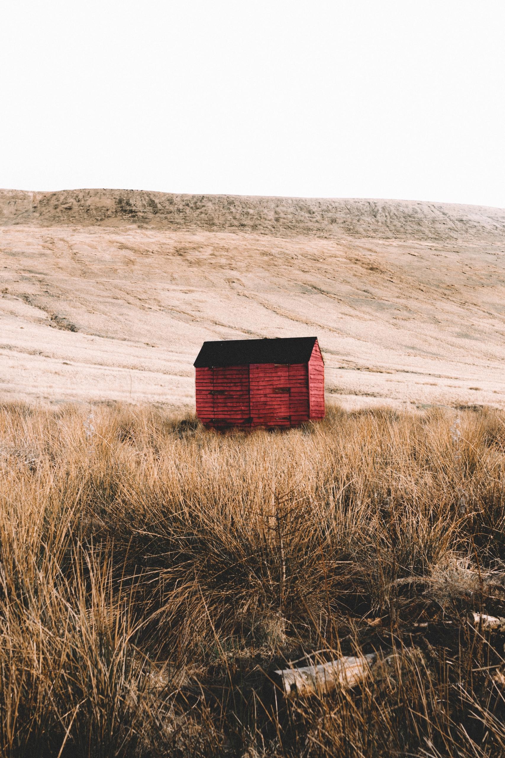 Finding lonely sheds - sledwar | ello