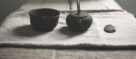 Zen, tea poetry. Ancient skills - kashyapi | ello