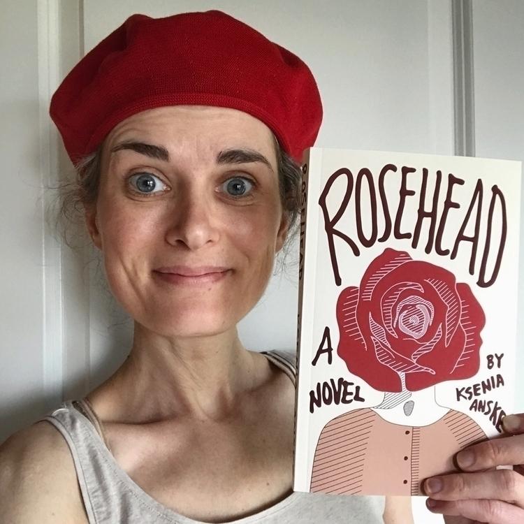 Guess Rosehead 3 today! pick wi - kseniaanske | ello