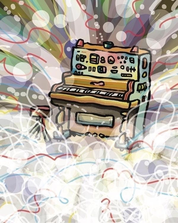 upcoming book Sarah Magic Piano - mikebiskup | ello