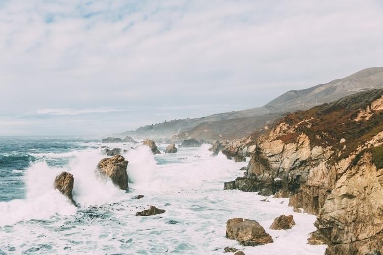 Big waves Sur - lauraaustin, photography - lauraaustin | ello