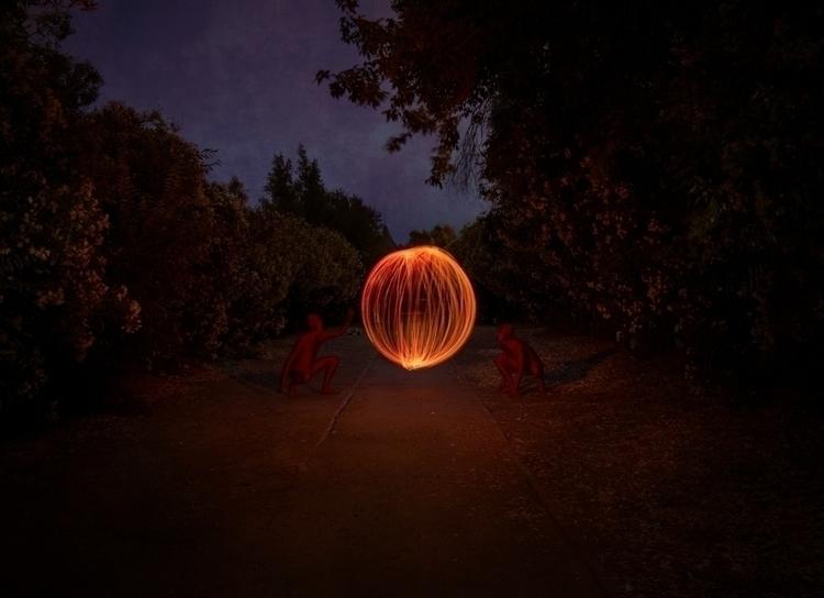 "Orb"" — Photographers:Vitaly Be - darkbeautymag | ello"