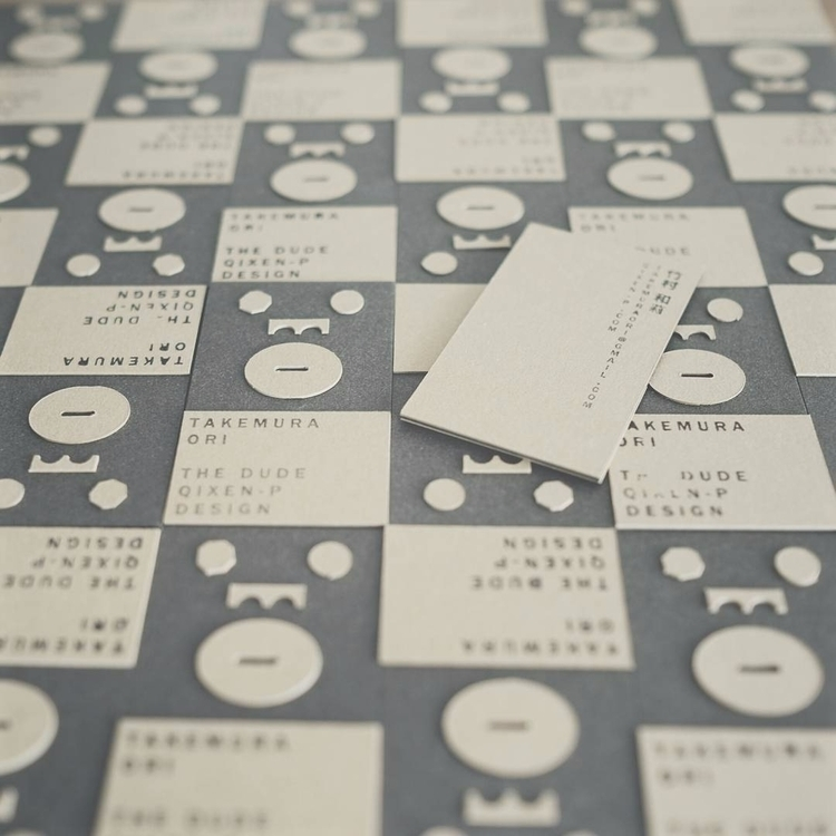 Finally business cards design p - takemuraori | ello