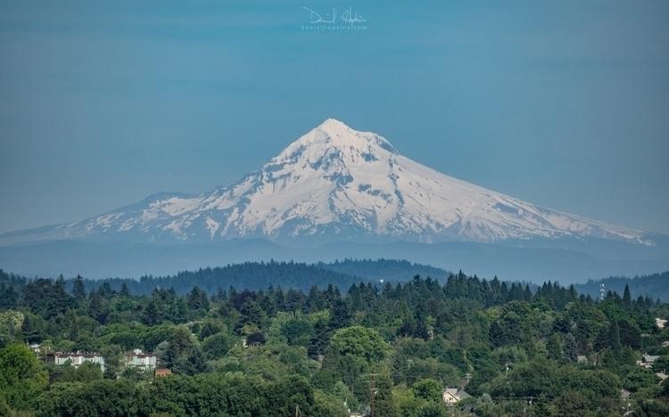 ➤ Oregon iconic Mt. Hood Portla - dhopkins | ello
