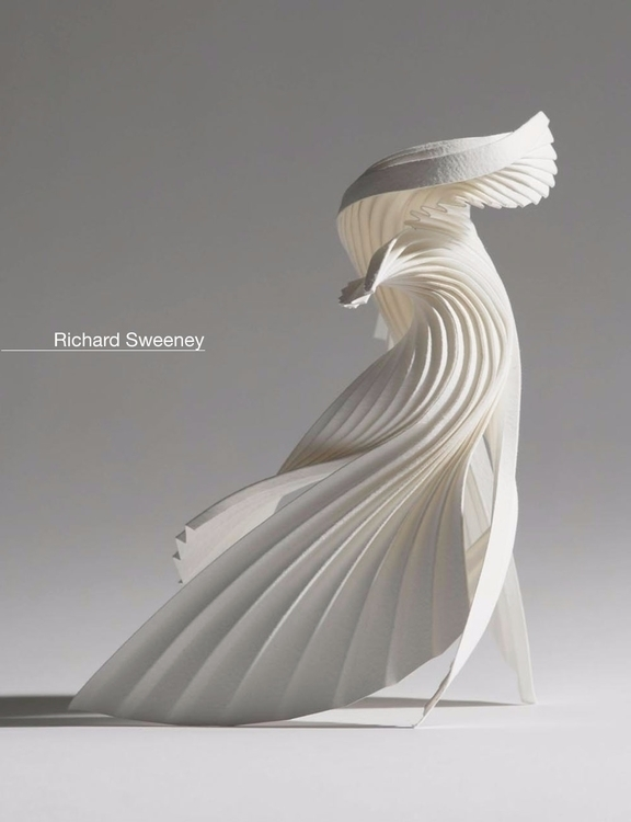 Discover paper sculpture Richar - velvetandpurple | ello