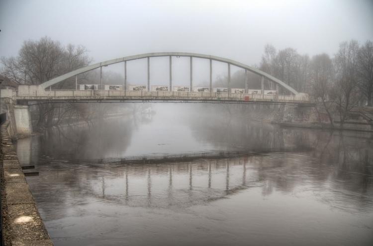 Arched Bridge, Tartu Estonia -  - neilhoward | ello