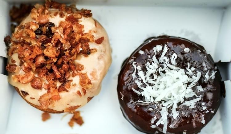order donuts Duck Donuts. left  - danielkrieger | ello