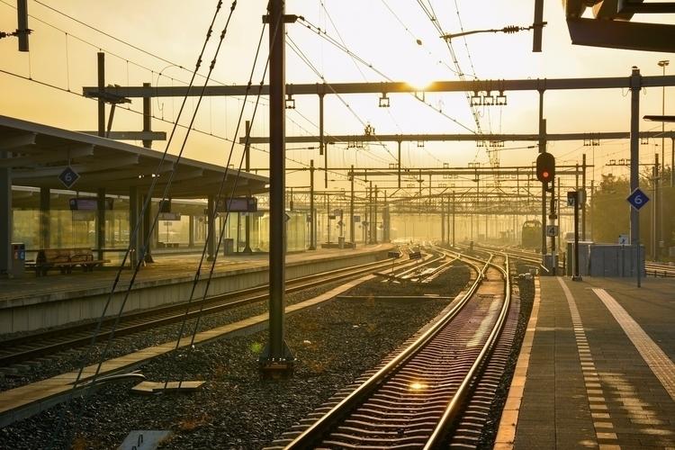 Sunrise train station - 3 Zwoll - mqshots | ello